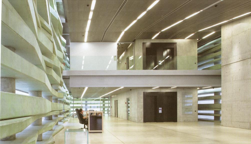 archi int hall CentrePaixS.Peres r